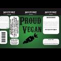 Proud vegan rubb