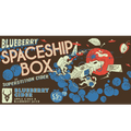 Blueberry Spaceship Box