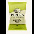 Jalapeno & Dill Crisps 8x150 g