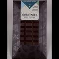 Chokladkaka, mörk choklad