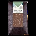 Chokladkaka, havssalt mjölk