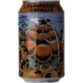 Pop Art Soda Hjortron Granat