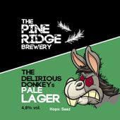 The Delirious Donkey Pale Lager