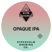 Opaque IPA - Collab with Apex Brewing Co