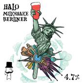 Halo Milkshake Berliner Weisse