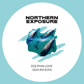 Northern Exposure - Dolphin Love - DDH IPA