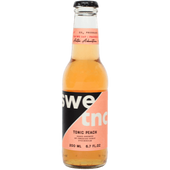Tonic Water Peach