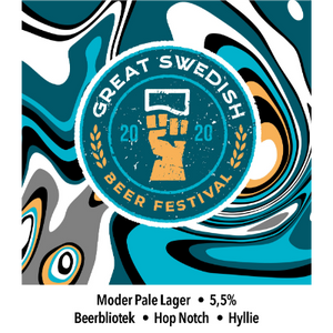 Great Swedish Festival Beer 2020