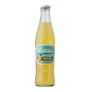 Premium lemonad med apelsin och vanilj