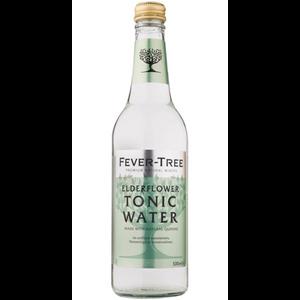 Elderflower Tonic Water 500ml