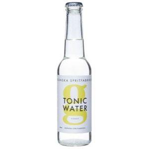 Tonic Water Classic - Citrongräs & Fläder