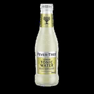 Lemon Tonic Water