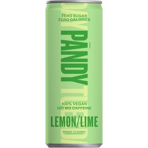 Energidryck - Lemon Lime Soda