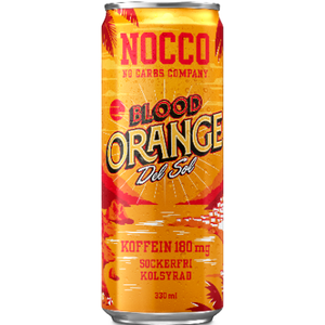 BCAA Blood Orange del Sol - Limited Summer Edition 2.0