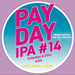 Pay Day IPA #14