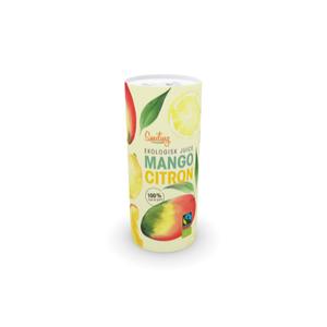 Juice Mango/Citron EKO/Fairtrade 235 ml