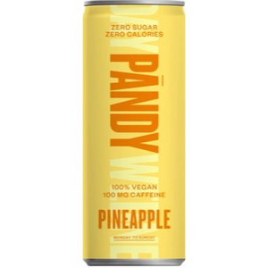 Energidryck - Pineapple Soda