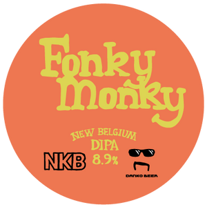 Fonky Monky New Belgium DIPA