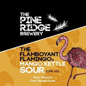 The Flamboyant Flamingos Mango Kettle Sour
