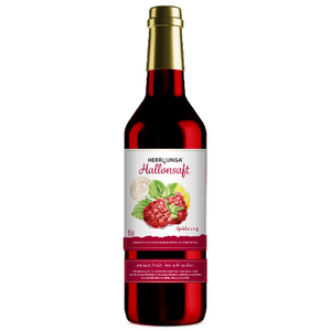Hallonsaft 50 cl