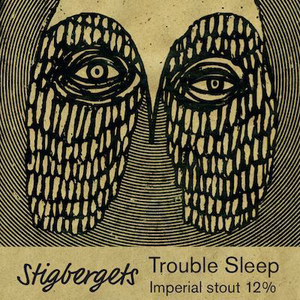 Trouble Sleep Imperial Stout 12% - KeyKeg 20L