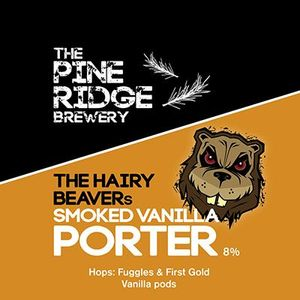 The Hairy Beavers Smoked Vanilla Porter
