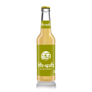fritz-spritz  organic apple spritzer