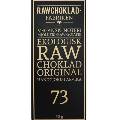 Rawchoklad Original 73% EKO 50g
