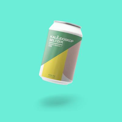 White Peach / Lime Hard Seltzer