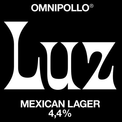 Luz Premium Mexican Lager 4,4 %