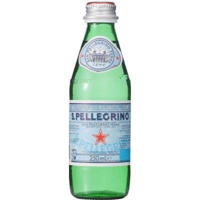 Kolsyrat mineralvatten 250ml