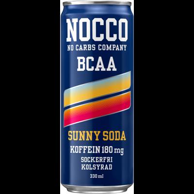 BCAA Sunny Soda