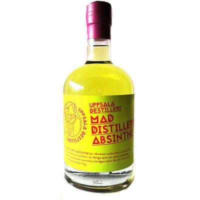 Mad distillers Absinthe