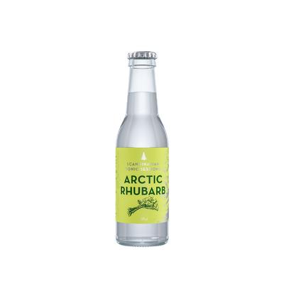 Arctic Rhubarb Tonic