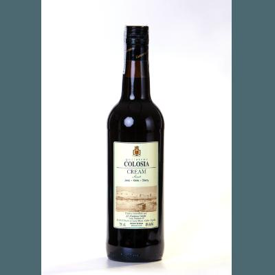 Cream Sherry (750 ml)