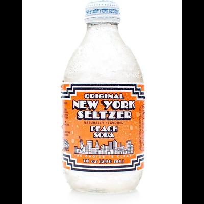 New York Seltzer Peach