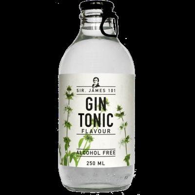 Gin Tonic - alkoholfri