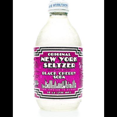 New York Seltzer Black Cherry