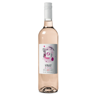 Alkoholfritt Rosé vin