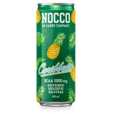 BCAA Caribbean koffeinfri