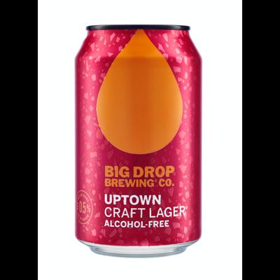 Uptown Craft lager