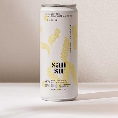 Seltzer - Yuzu/Original