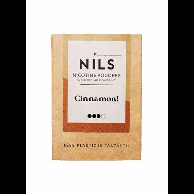 NILS Cinnamon!