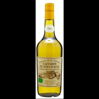 Calvados Vieux Pays d'Auge Biologique