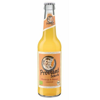 Passionsfrukt & apelsinlemonad (Flaska 330ml)