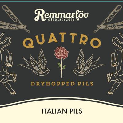 Quattro Italian Pils