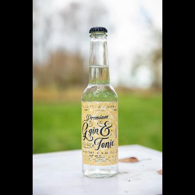 G Gin & Tonic Bubbel Alkoholfri