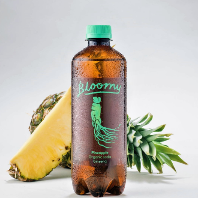 Bloomy Pineapple