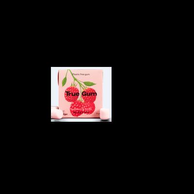 True Gum Hallon & Vanilj