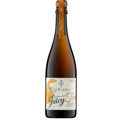 Sparking Juicy Tea - Earl Grey, Lemon grass & Peach